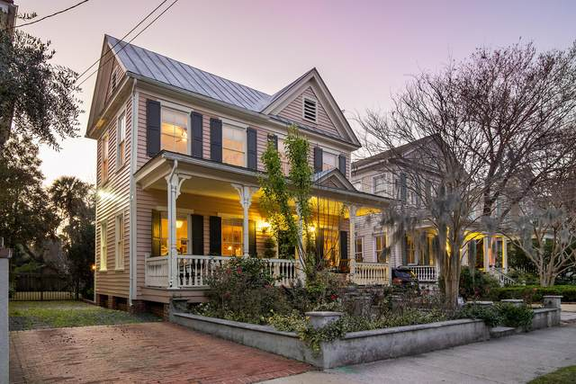 129 Ashley Avenue, Charleston, SC 29401 (#20005551) :: The Cassina Group
