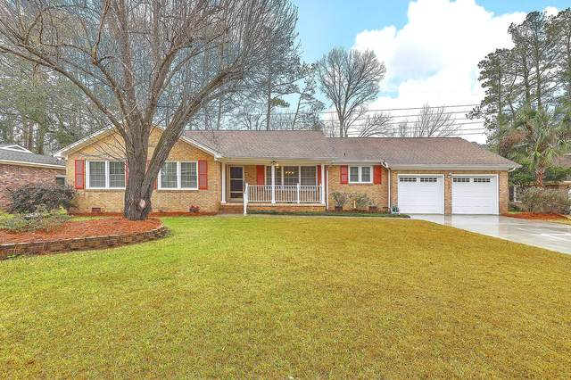 309 Stratford Drive, Summerville, SC 29485 (#20005664) :: Realty One Group Coastal