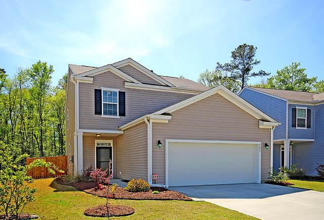 9805 Seed Street, Ladson, SC 29456 (#20005774) :: The Cassina Group