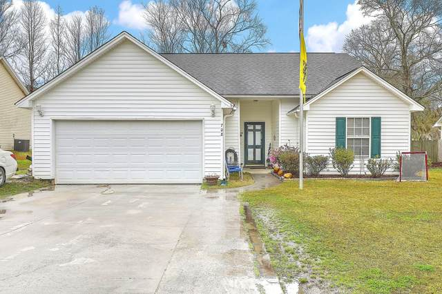 708 Oxford Road, Ladson, SC 29456 (#20005800) :: The Cassina Group