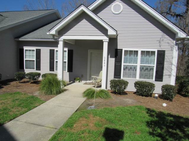 2446 Deer Ridge Ln, North Charleston, SC 29406 (#20005817) :: Realty One Group Coastal
