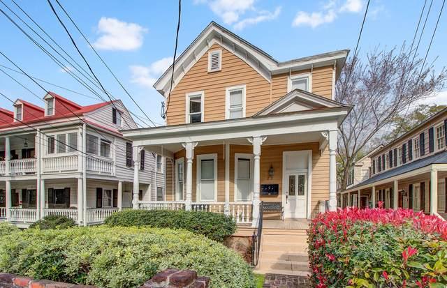 22 Bee Street B, Charleston, SC 29403 (#20005867) :: The Cassina Group