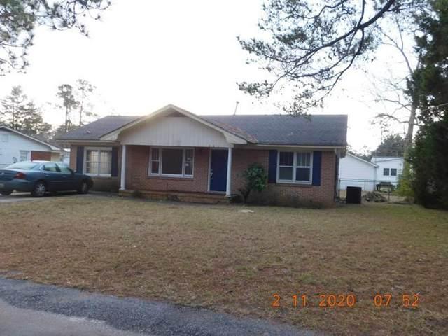 503 Ellis Street, Hampton, SC 29924 (#20006050) :: The Cassina Group