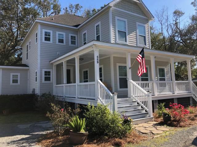 489 Fort Johnson Road, Charleston, SC 29412 (#20006120) :: The Cassina Group