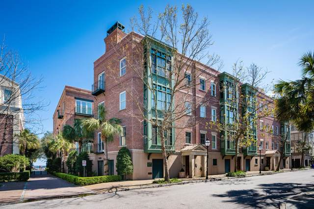 32 Prioleau Street B, Charleston, SC 29401 (#20006128) :: Realty ONE Group Coastal
