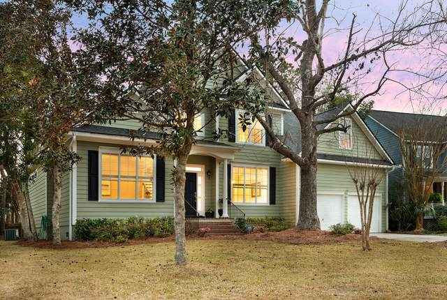 2824 Rosedown Point, Mount Pleasant, SC 29466 (#20006344) :: The Cassina Group
