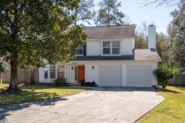 8141 Scottswood Drive, North Charleston, SC 29418 (#20006362) :: Realty One Group Coastal