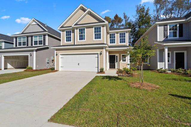 8 Mcclellan Way, Summerville, SC 29483 (#20006466) :: The Cassina Group