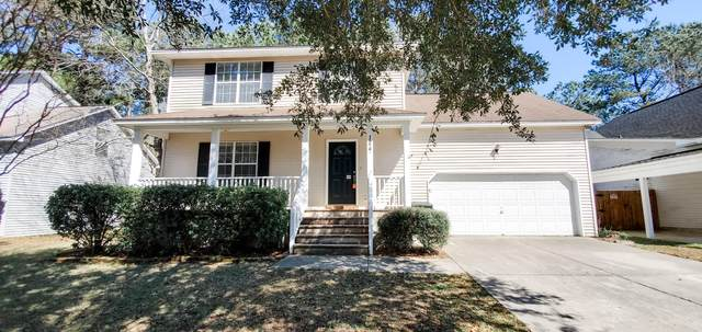 124 Apache Drive, Summerville, SC 29483 (#20006641) :: Realty One Group Coastal