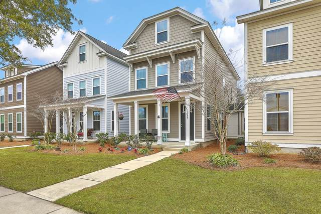 1037 Ashley Garden Boulevard, Charleston, SC 29414 (#20006818) :: The Cassina Group