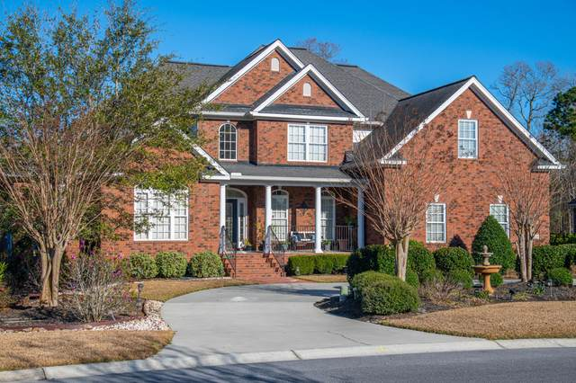 4219 Club Course Drive, North Charleston, SC 29420 (#20006837) :: Realty One Group Coastal