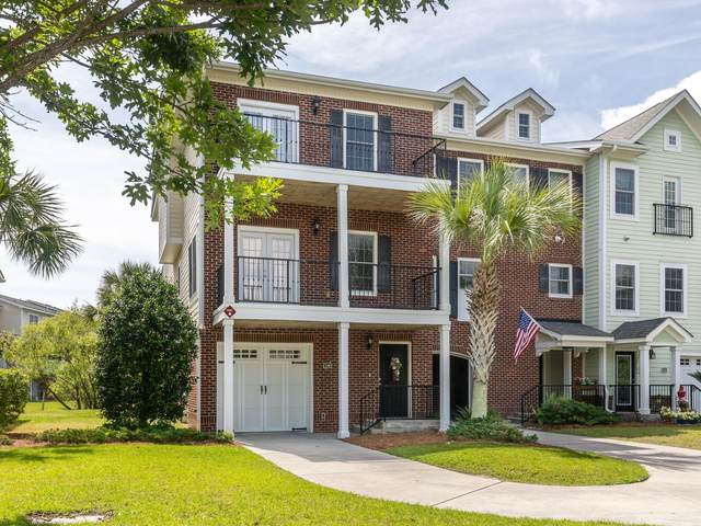 116 Summers Creek Court 109-1, Mount Pleasant, SC 29464 (#20006934) :: The Cassina Group