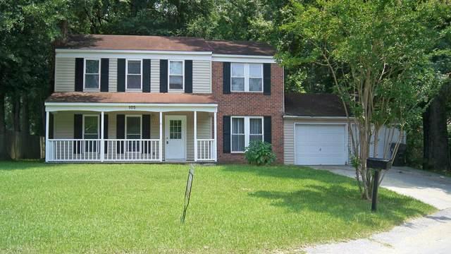 105 Miller Court, Summerville, SC 29485 (#20006949) :: The Cassina Group