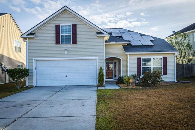 490 Dolphin Drive, Summerville, SC 29485 (#20006972) :: Realty One Group Coastal