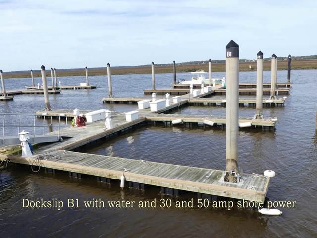 3702 Docksite Road B-1, Edisto Island, SC 29438 (#20007050) :: The Cassina Group