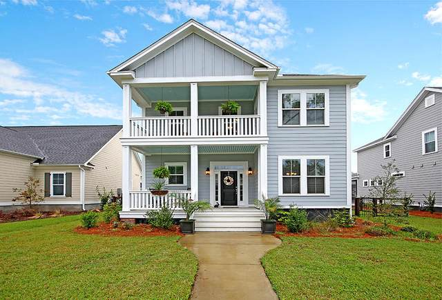 4004 Capensis Lane, Hollywood, SC 29470 (#20007074) :: Realty One Group Coastal