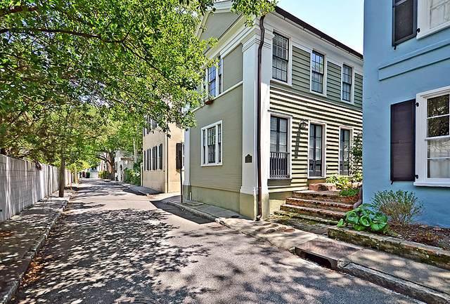 9 West Street #4, Charleston, SC 29401 (#20007184) :: The Cassina Group