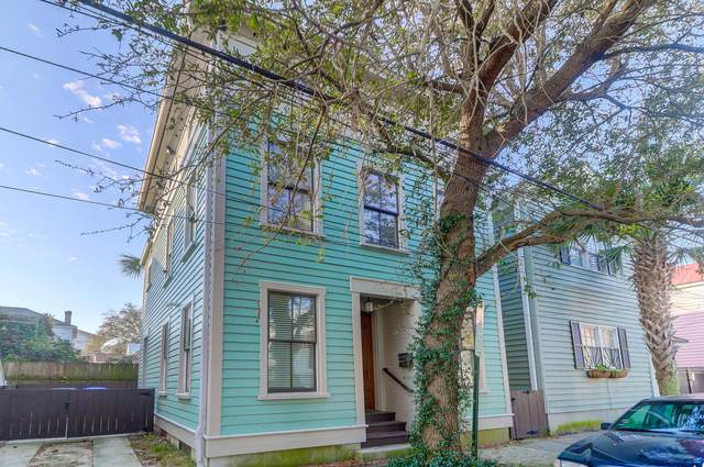 27 Bogard Street, Charleston, SC 29403 (#20007313) :: Realty One Group Coastal