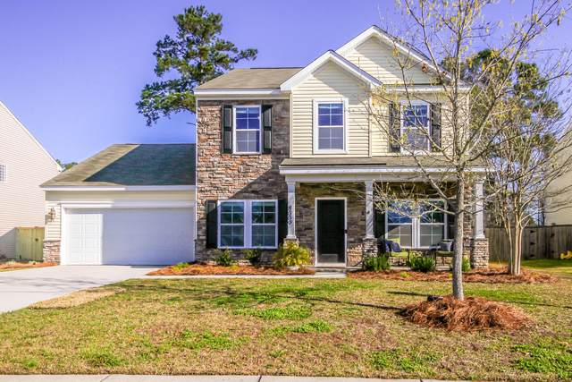 8009 Hydrangea Lane, Hanahan, SC 29410 (#20007331) :: Realty One Group Coastal
