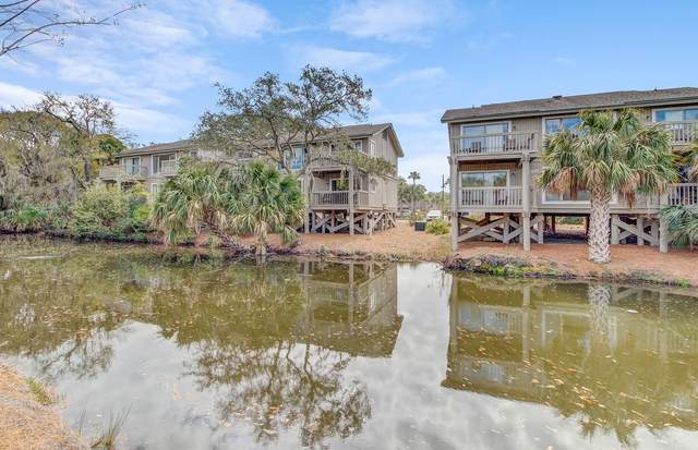 23 Lagoon Villas, Isle Of Palms, SC 29451 (#20007404) :: The Cassina Group