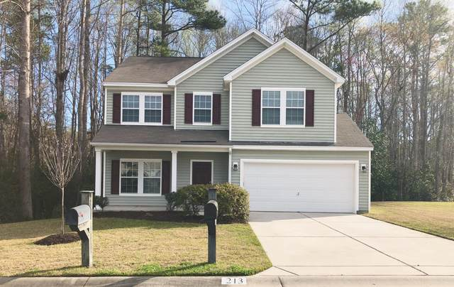 213 Goldfinch Lane, Summerville, SC 29485 (#20007434) :: Realty One Group Coastal