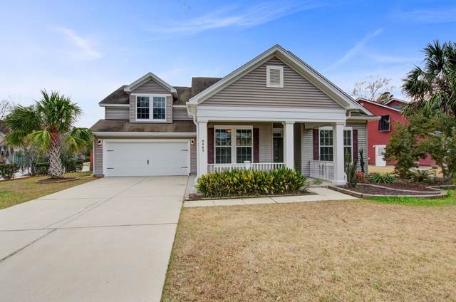 8465 Middle River Way, North Charleston, SC 29420 (#20007486) :: Realty One Group Coastal
