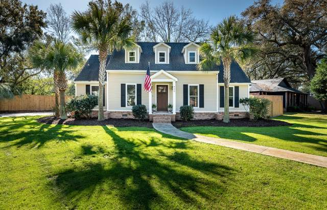 925 Jacksnipe Lane, Mount Pleasant, SC 29464 (#20007522) :: The Gregg Team