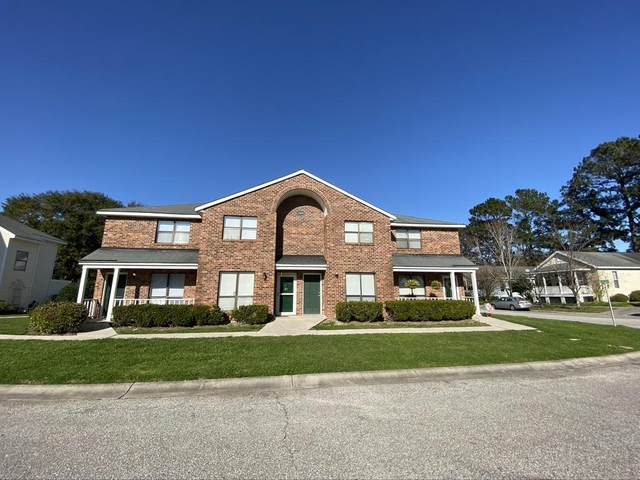 1406 C Dove Run Drive Drive #27, Charleston, SC 29412 (#20007534) :: Realty One Group Coastal