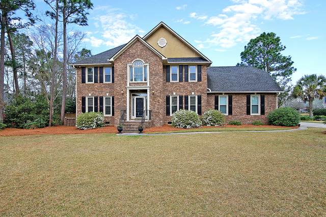 1205 Congressional Boulevard, Summerville, SC 29483 (#20007576) :: Realty One Group Coastal