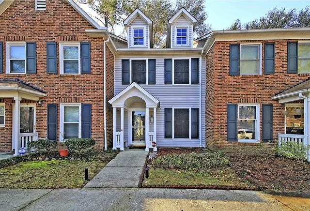 206 Reserve Way, Summerville, SC 29485 (#20007653) :: Realty One Group Coastal