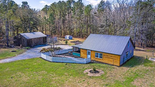 197 Inway Lane, Round O, SC 29474 (#20007665) :: The Cassina Group