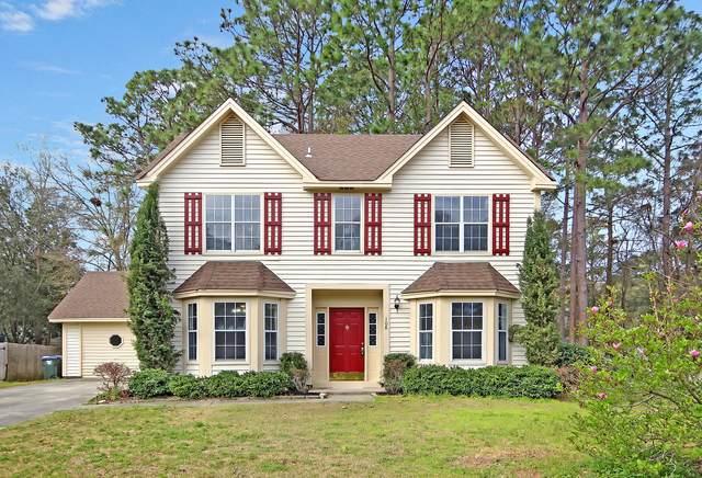 108 Bradd Street, Summerville, SC 29483 (#20007668) :: Realty One Group Coastal
