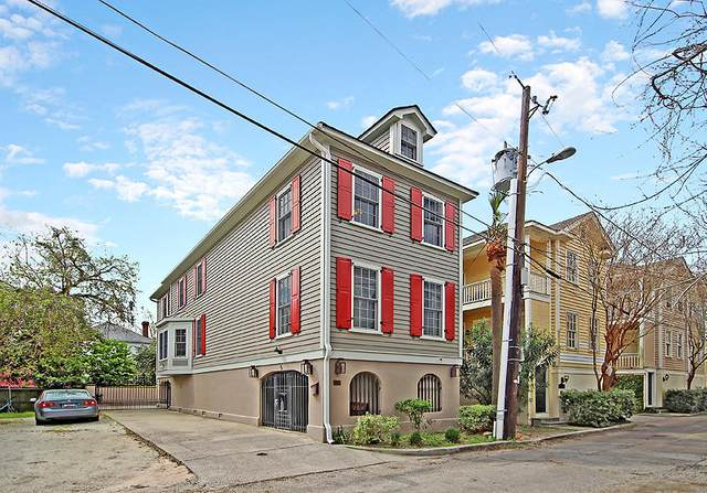 5 Kirkland Lane, Charleston, SC 29401 (#20007709) :: The Cassina Group