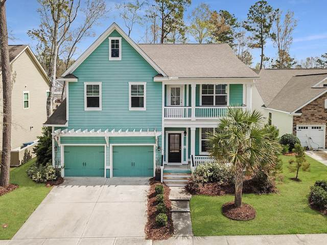 202 Donning Drive, Summerville, SC 29483 (#20007773) :: The Cassina Group