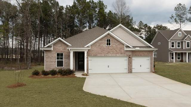 418 Bowstring Drive, Huger, SC 29450 (#20007796) :: The Cassina Group