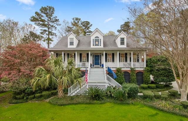 4285 Club Course Drive, North Charleston, SC 29420 (#20007856) :: Realty One Group Coastal