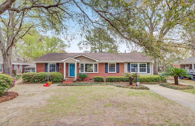 830 Quail Drive, Charleston, SC 29412 (#20007871) :: Realty One Group Coastal
