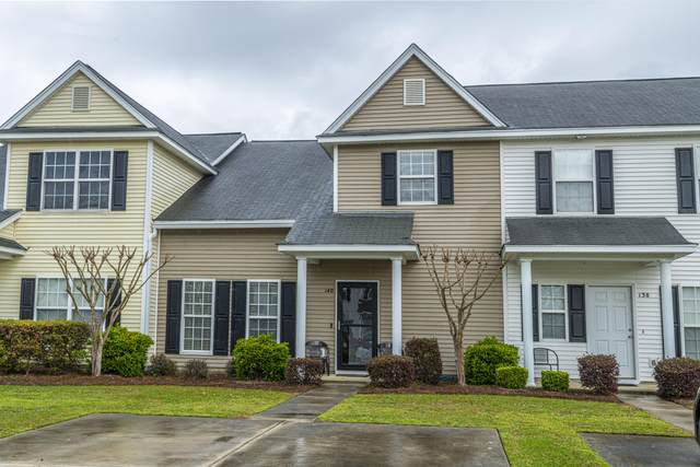 140 Black River Drive, Summerville, SC 29485 (#20007875) :: The Cassina Group