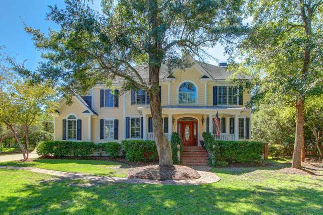 1688 Sewee Fort Road, Mount Pleasant, SC 29466 (#20007933) :: The Cassina Group