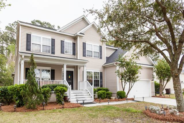 2148 Summerwood Drive, Mount Pleasant, SC 29466 (#20007936) :: The Cassina Group