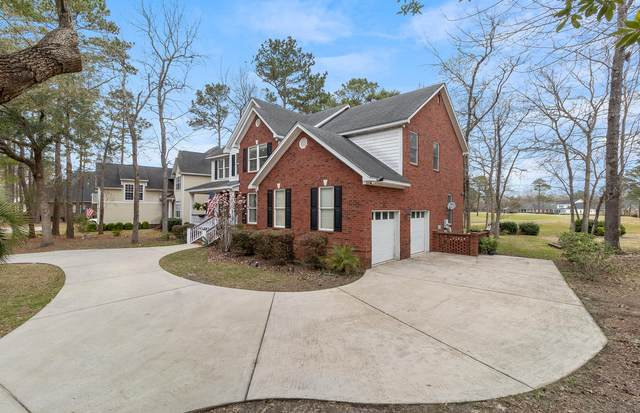 8791 E East Fairway Woods Circle, North Charleston, SC 29420 (#20008006) :: Realty One Group Coastal