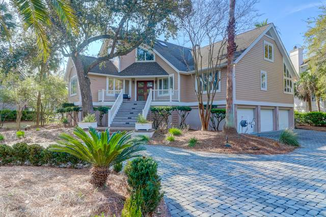 55 Waterway Island Drive, Isle Of Palms, SC 29451 (#20008059) :: The Cassina Group