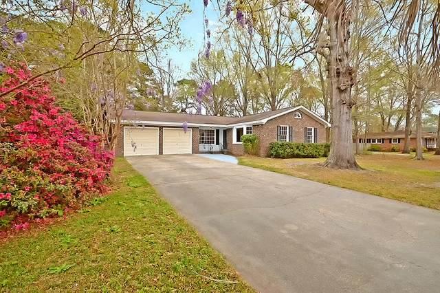 2488 Vistavia Rd, North Charleston, SC 29406 (#20008062) :: The Cassina Group