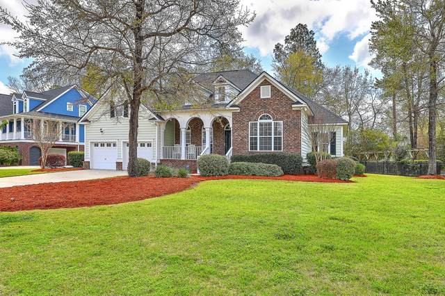 8911 E Fairway Woods Drive, North Charleston, SC 29420 (#20008090) :: Realty One Group Coastal