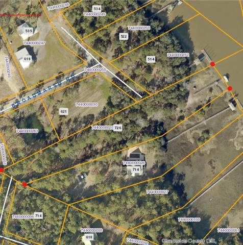 011 Oyster Bay Road, Mcclellanville, SC 29458 (#20008150) :: The Gregg Team