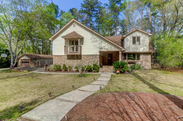 93 King Charles Circle, Summerville, SC 29485 (#20008152) :: The Cassina Group