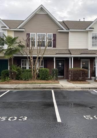 503 Pine Bluff Drive, Summerville, SC 29483 (#20008170) :: The Cassina Group
