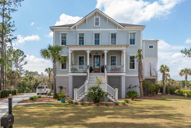 2816 Stay Sail Way, Mount Pleasant, SC 29466 (#20008193) :: The Cassina Group