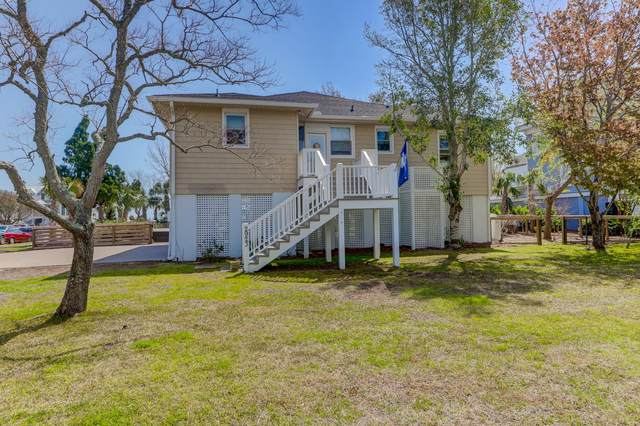 2923 Brownell Avenue, Sullivans Island, SC 29482 (#20008194) :: The Cassina Group