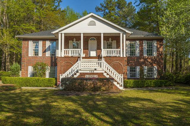100 Stratford Drive Drive, Goose Creek, SC 29445 (#20008205) :: The Cassina Group